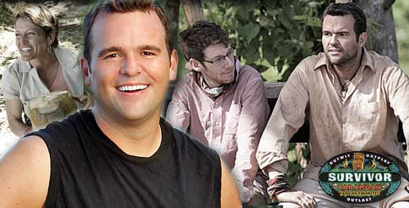 Jim Rice joins Rob to discuss his former Survivor South Pacific tribemates Cochran, Dawn and Brandon on Survivor Caramoan