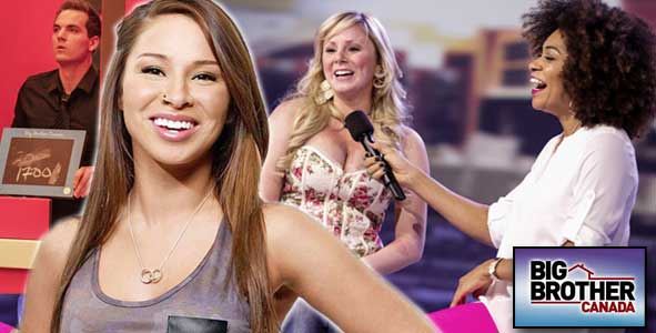 Kat Yee from Big Brother Canada recaps the eviction of Danielle on Rob Has a Podcast