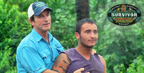 Brandon Hantz talks about troubled times on Survivor Caramoan in his Rob Has a Podcast exit interview