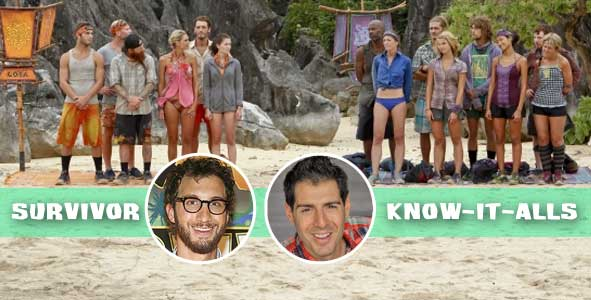 The Survivor Know-It-Alls Recap the Tribe Swap on Survivor Caramoan