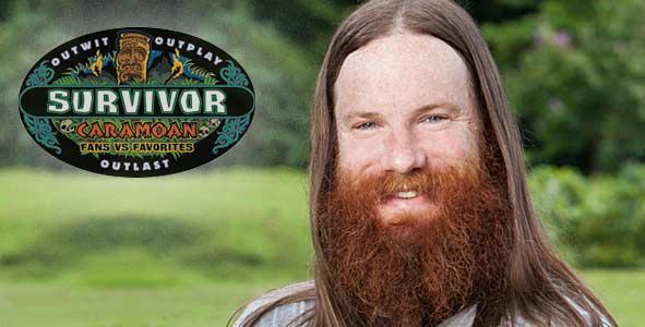 An exit interview with BMX biked and beard owner, Matt bischoff from Survivor Caramoan