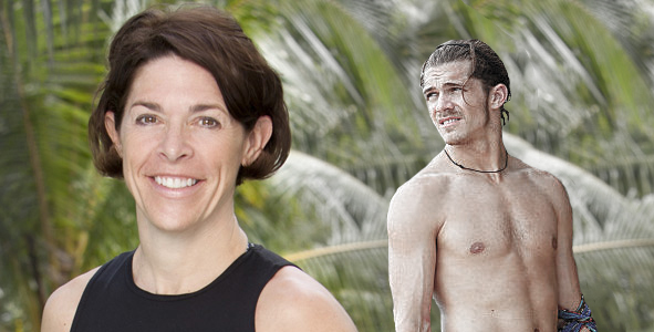 Denise Stapley tells us what Malcolm Freberg is up to on Survivor Caramoan