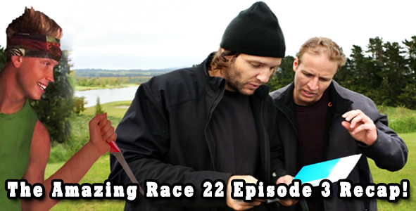Amazing Race 22 Episode 3 Comedic Recap