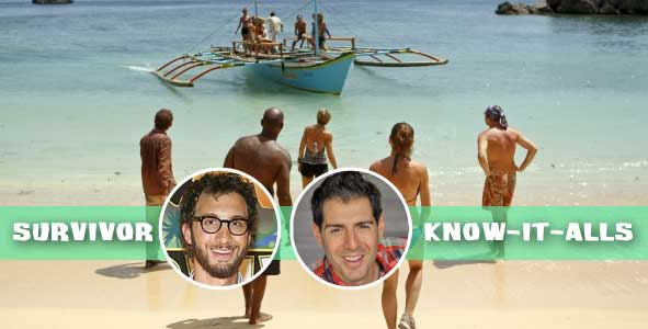 The Know-it-Alls Recap the Merge of the Gota and the Bikal tribe on Survivor Caramoan