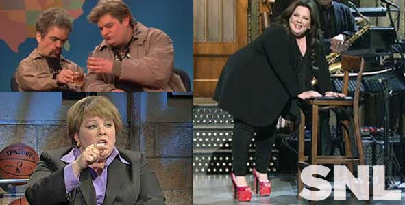 SNL Podcast: Recapping Melissa McCarthy on a Brand New Saturday Night Live