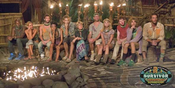 A Tribal Council that we Won't soon forget on Survivor Caramoan