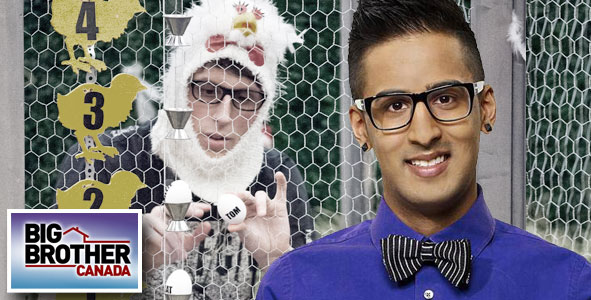 Aneal talks about the latest twists on Big Brother Canada