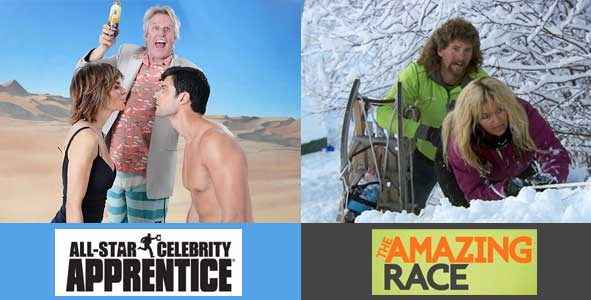 The Celebrity Apprentice and Amazing Race Recaps