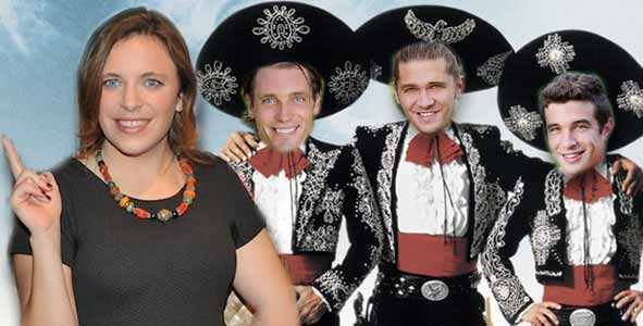 Sophie Clarke second guesses the Three Amigos on our latest Survivor Caramoan Podcast