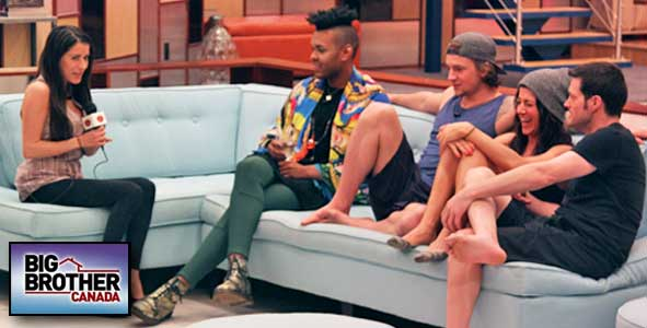 Rob Cesternino discusses the Big Brother Canada Final Five