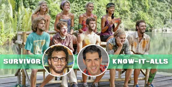 Survivor Caramoan Know-It-Alls Episode 11