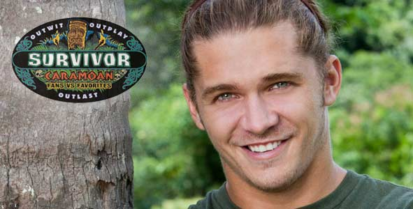 Our Survivor Caramoan Exit Interview with Malcolm Freberg