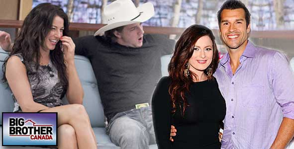 Brendon and Rachel Discuss the Power couple, Jillian and Emmett on Big Brother Canada