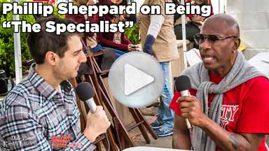 Phillip Sheppard Video Interview at the 2013 Reality Rally