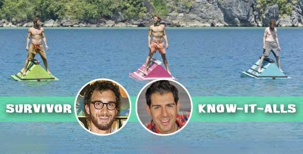 The Survivor Know-It-Alls Recap Episode 12 of Survivor Caramoan