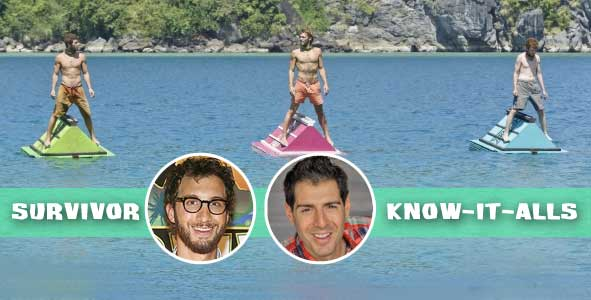 The Survivor Know-It-Alls Recap Episode 12 of Survivor Caramoan