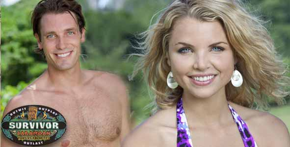 A Survivor Caramoan Exit Interview with Andrea Boehlke and Reynold Toepfer