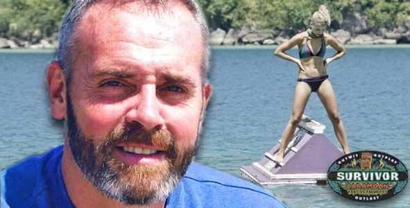Richard Hatch on the shifting balance of Power on Survivor Caramoan