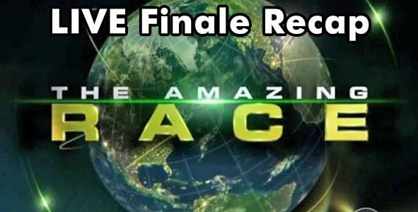 LIVE after the Amazing Race 22 Finale
