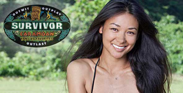 Brenda Lowe speaks in her Survivor Caramoan Exit Interview on Rob Has a Podcast