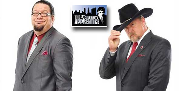 Penn and Trace battle it out in the Celebrity Apprentice Final 2