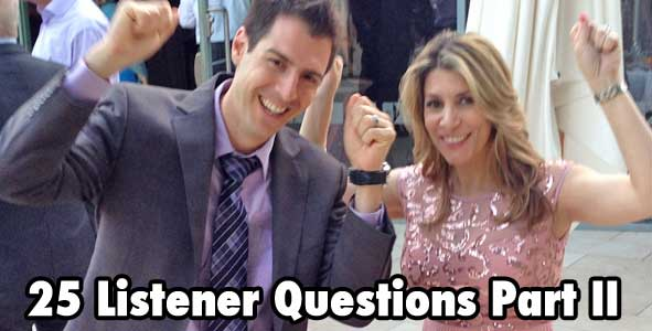 Rob and Nicole answer 25 of your most burning questions