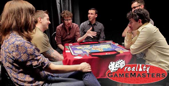 The Strategists of Survivor and Big Brother battle it out in Reality Gamemasters