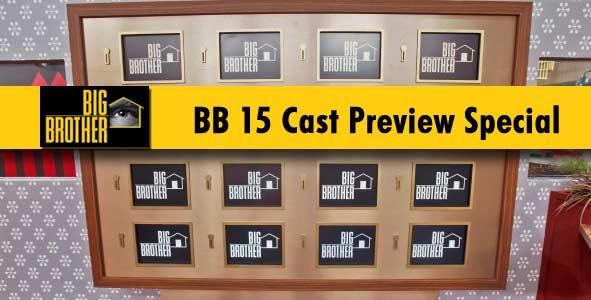 Rob Cesternino previews the cast of Big Brother 15