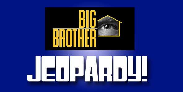 Big Brother Jeopardy