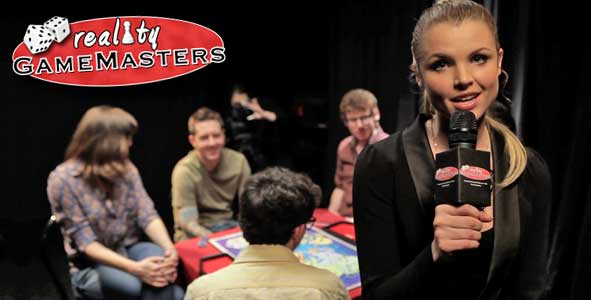 Andrea Boehlke reports on the drama of the Survivor and Big Brother players battling in RISK on Reality Gamemasters