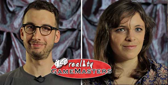 Stephen and Sophie discuss Reality Gamemasters