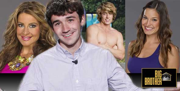 Ian terry on the first Big Brother eviction of BB15