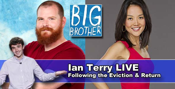 Helen and Spencer are nominated on Big Brother 15, join us live after the eviction