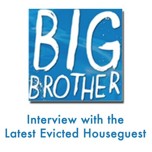 Rob Cesternino speaks to the Latest Evicted Big Brother Houseguest