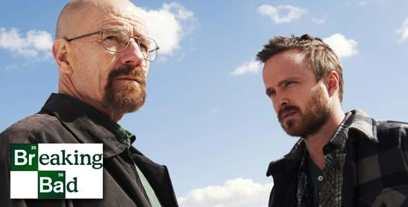 "Walt and Jessie become enemies on Breaking Bad Season 5 Episode 12 ""Rabid Dog"""