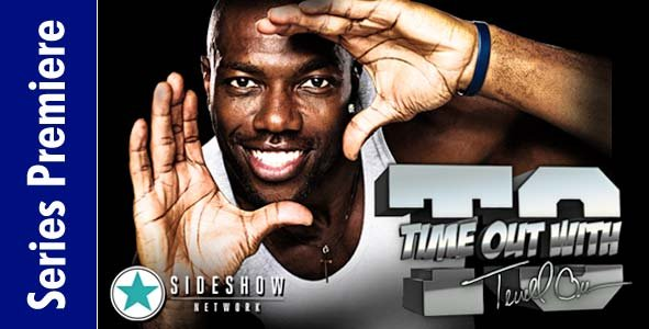 Listen to the Premiere Episode of Time Out with Terrell Owens Podcast