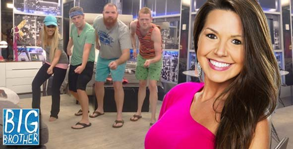 Danielle Murphree talks Big Brother 15