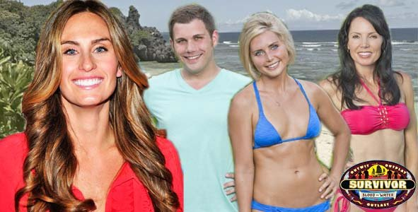 Kim Spradlin talks about her former Survivor One World castmates on Survivor Blood vs Water