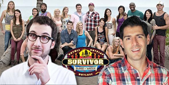 The Survivor Know-It-Alls Are Back! Rob Cesternino and Stephen Fishbach recap the premiere of Survivor Blood vs Water
