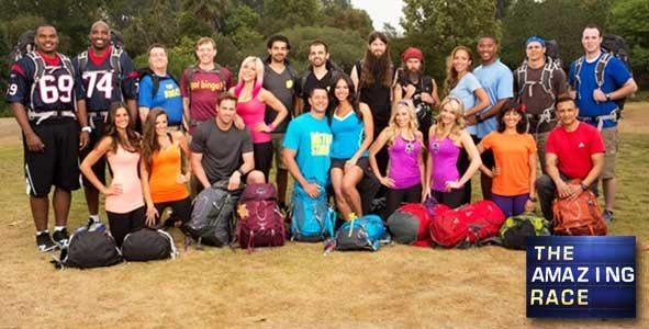 Amazing Race 23 Cast Preview Show