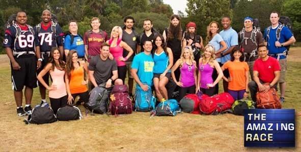 Amazing Race 23 Cast Preview Show