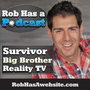 Click the Photo to Subscribe to Rob Has a Podcast in iTunes