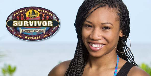 Talking with the latest player eliminated from Survivor Blood vs Water on Rob Has a Podcast: Marissa Peterson