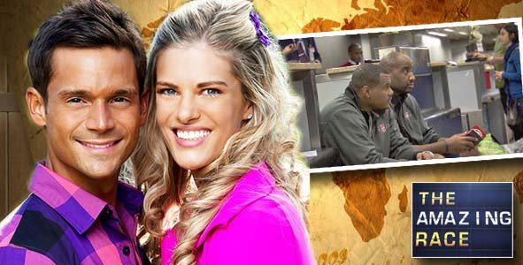 Interview with Max & Katie from Amazing Race 22 about the Amazing Race 23 Episode 3