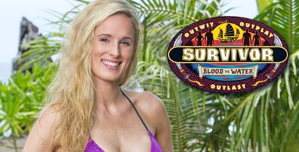 Talking with the Latest Player Eliminated from Survivor Blood vs Water