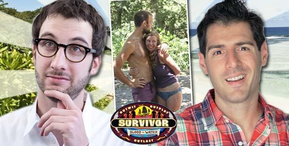 Rob Cesternino and Stephen Fishbach are the Survivor Know-It-Alls recapping Survivor Blood vs Water Episode 6 Recap