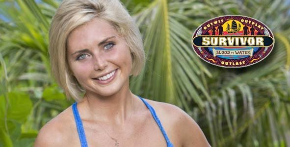 Talking with the latest player eliminated from Redemption Island on Survivor Blood vs Water