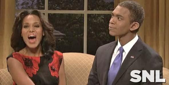 Rob Cesternino and Rich Tackenberg recap Kerry Washington hosting a New Saturday Night Live this week