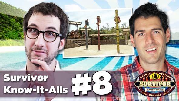 Rob and Stephen Recap Survivor Blood vs Water Episode 8