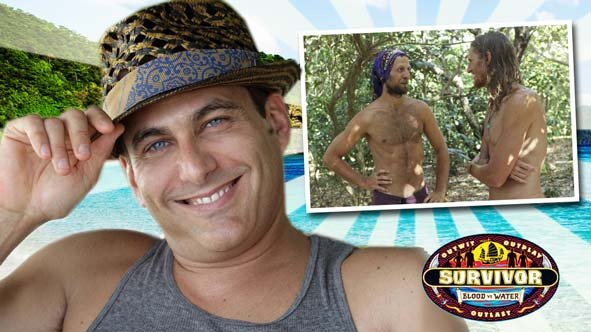 Jonathan Penner returns to Rob Has a Podcast to talk Survivor Blood vs Water